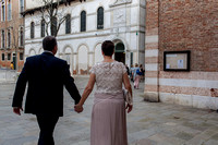 vow Reneval at San George Anglican Church of Venice