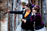 SteamPunk Lovestory in Venice