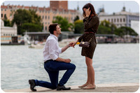 From Russia with Love: Nikolay's proposal in Venice