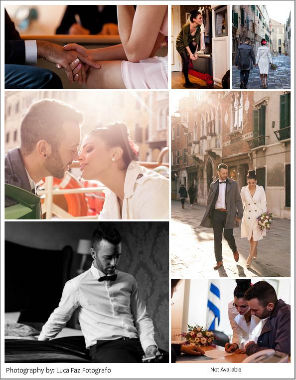 inspirationl board elopement in Venice
