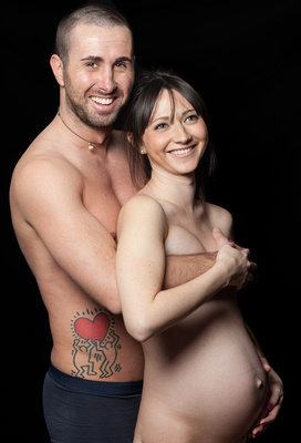 pregnancy photography in Venice